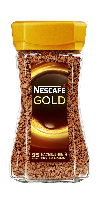 "Кофе ""Nescafe Gold"" (Нескафе Голд) растворимый 190 гр."